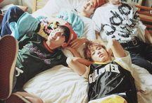 방탄소년단 BTS / [ they are the light in my darkness, my 7 beautiful angels.]♡