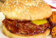 Pork Recipes / by Alice Sconiers