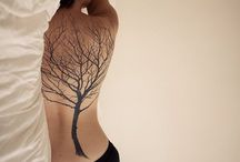 Tatouage arbre