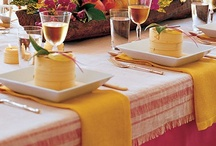 tablescapes / by Jama Cadle
