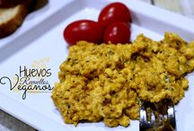 Vegan Recipes / Recetas Veganas