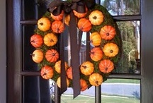 Fall wreaths DIY