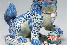 Foo Dogs & Guardian Lions