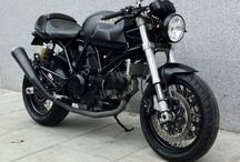 Ducati Bikes / by Graham Shea