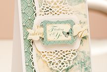 Spellbinders A2  Tranquil Moments