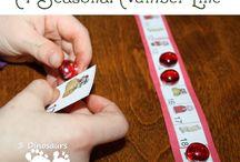 Teaching Math / Math centers, math fact games, teaching tips and more.