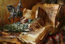 Российский художник Иван Славинский
