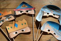 Purim / Recipes, games, crafts, activities, books, and more to teach children about Purim