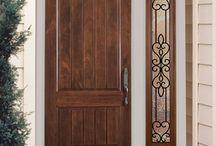Front door / by Marti S