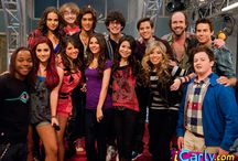 i carly and victorius cast ❤❤❤❤❤