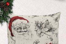 Capas de Almofada Natal