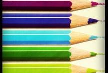 Color Inspiration Spring 2012 ~ #IntDesignerChat  / Color Inspiration From the IntDesignerChat Community For Spring 2012