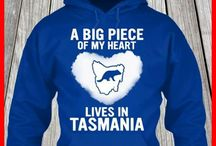 TASMANIA ...down DOWN  UNDER