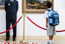 Didattica / Didattica dell'arte, del territorio, educazione ambientale