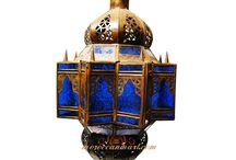 Moroccan Lamps & Lights / by Nikita Godette