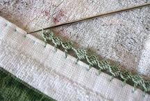 Crochet Edging/ Border