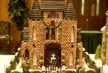 Gingerbread / by Letterpress Bakery