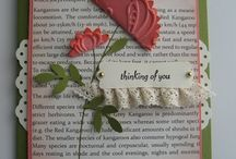 Scrapbooks and Cards / by Linda Ploch