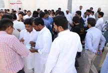 Master Sahab - alkaram / tailor activation - a CSR initiative to improve lives of tailors