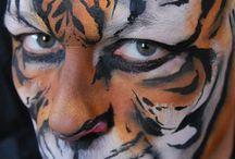 Animals makeup