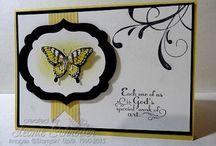 Stampin' Up! - Papillon Potpourri