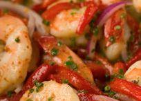 Food; Seafood