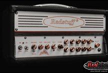Redstuff Amplification - HORUS tubeamp / fulltube guitarhead, finest handmade