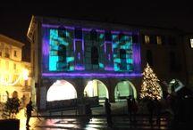 Natale di Luce / Evento realizzato a Vercelli per Natale