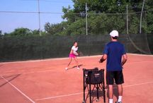 Tennis Videos: Instruction and Drills / Tennis lessons, instruction and drills (videos)