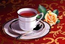 Tea party ideas / by Betsy Maraffino