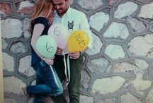 Maria&Kwstas / Prewedding ideas