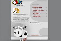 """Toon´s / http://toons.com.mx/ Primer sitio desarrollado con un """"template"""" y es para un gran ilustrador y amigo muy especial @jugandoenserio (Master). Destacados del proyecto: Se desarrolló con javascript y XML una galería de imágenes, administrada por el usuario"""