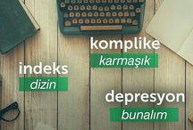 Türkçe-DİL BİLGİSİ