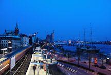 Fotolocations in Hamburg - tolle Orte zum Fotografieren / Tipps für Fotoorte in Hamburg