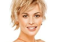 hairstyle ideas / short hair for everyone
