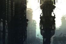 Art Sci-Fi/Fantasy (RbH) / Sci-Fi and Fantasy Art that I enjoy.