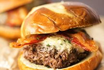 Burgers, Sandwiches, Wraps / Sandwiches, burgers or wraps that are delicious, simple, and fun to make and eat! / by The Slow Roasted Italian