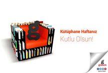 Gizem Mobilya Kütüphane Haftanızı Kutlar! / Gizem Mobilya Kütüphane Haftanızı Kutlar! www.gizemmobilya.com.tr #GizemMobilya #SizdeevinizeGizemkatın #KütüphaneHaftası
