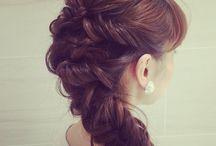 ウェディングヘアースタイル
