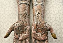 MEHENDI (INDIAN TATOO)