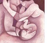 arte y embarazo <3