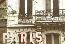 ✈ PARIS / Paris, places / by Raquel Del Pozo