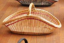 Basket- open work
