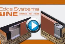 Roof Edge & Airflow Videos / Metal-Era has an entire library of installation demonstration and animations of our roof edge and airflow products. Check out our pins or visit our YouTube channel to learn more:http://www.youtube.com/user/MetalEraSolutions/videos
