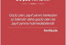 Usta Sözler / by Ustası Burada!