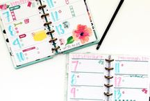 Mini Happy Planner Inspiration