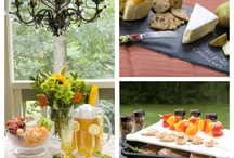 Entertaining / I love to create memorable experiences for my family and friends with great food and easy entertaining! / by Unleash Your Inner Foodie