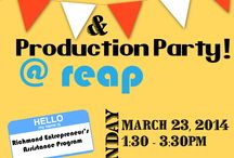REAP Events / Would you like to know more about REAP and our training programs? Future volunteers, participants, their families and anyone interested can come!!!