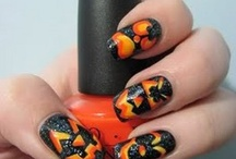 Nails-theme-Halloween