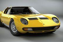 Lamborghini GTClassic Car / Lamborghini GTClassic Car